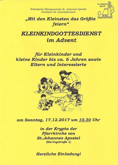 20171217_Kleinkindergottesdienst