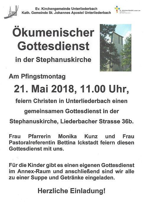 20180521_Oek. Gottesdiemst